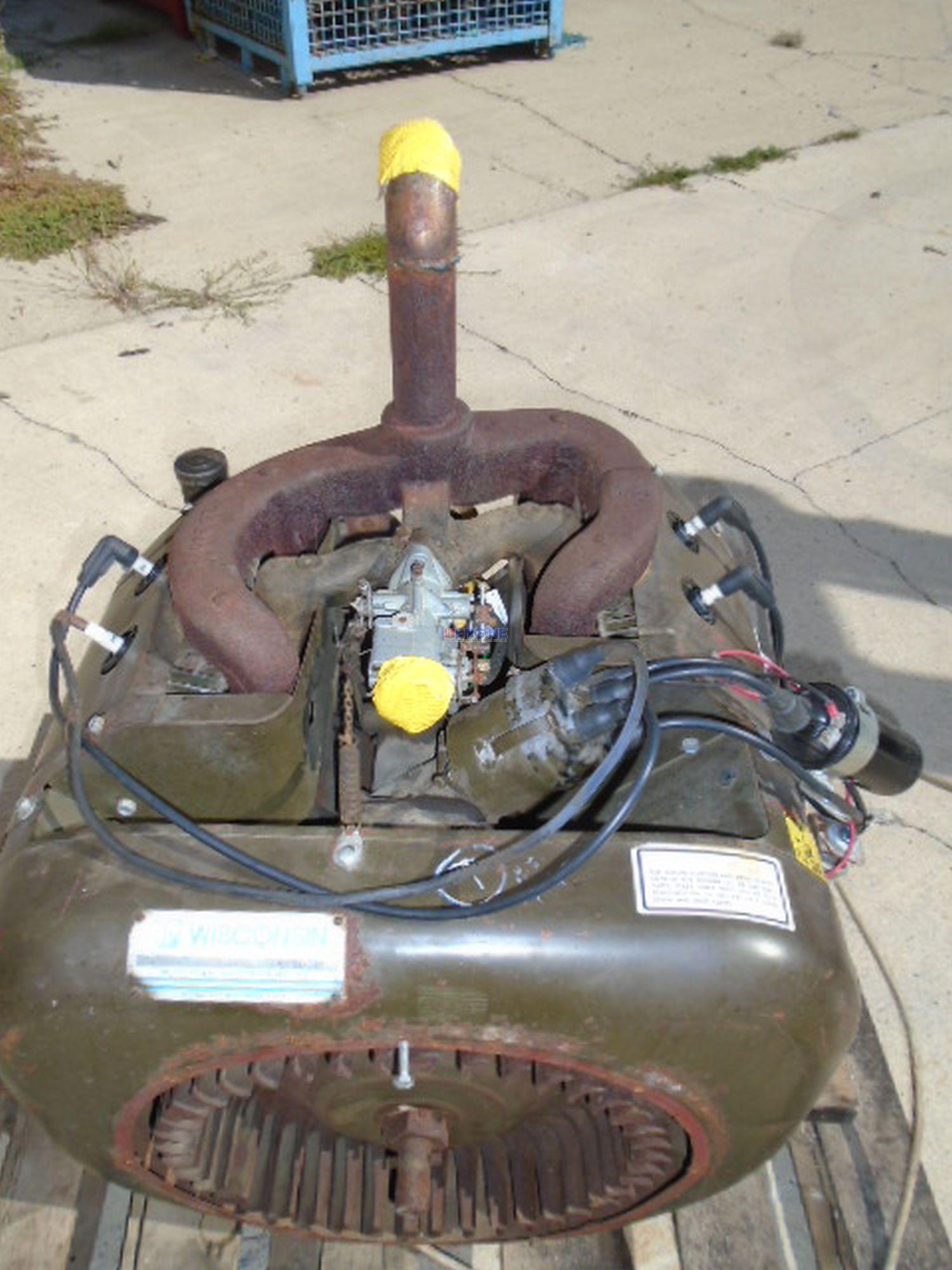 Torque Specs on Wisconsin vg4d Head gasket