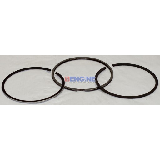 Piston Rings New Fits Cummins / Iveco 4.5 6.7 87316214 Non Turbo, .80mm oversize