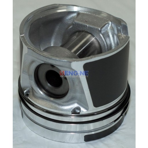Piston Kit New Fits Cummins® / Iveco 4.5 6.7 87317249, 1931226 Non Turbo, .80mm