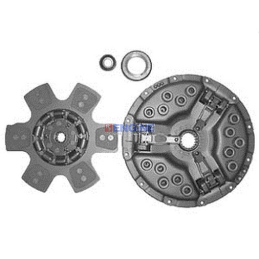 Clutch Kit Reman International 3388, 3588, 6388, 6588