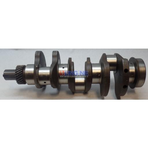 Ford / Newholland Remachined Crankshaft 0.10 Rods / 0.10 Mains 158 -UV 3 Cylinder