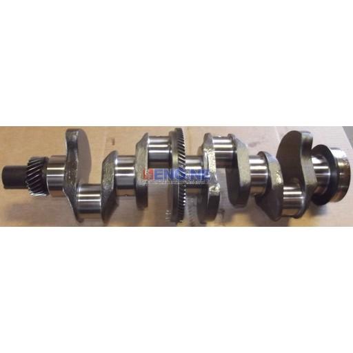 Ford / Newholland Crankshaft Remachined 256 C5NE6303K 20/20 Rods/Mains