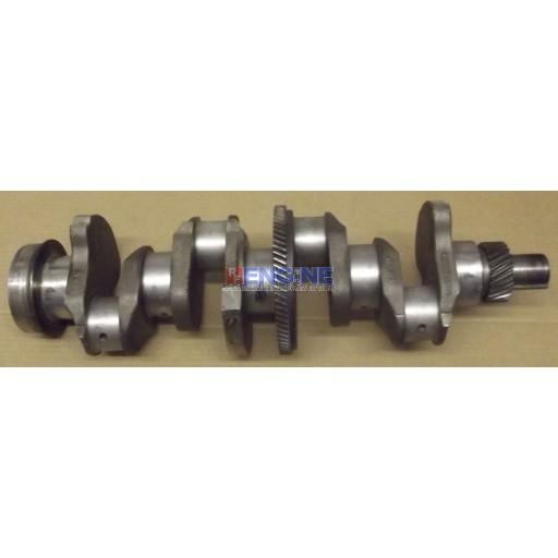 Ford / Newholland Remachined Crankshaft 0.10 Rods / 0.10 Mains D233, D256 & BSD4