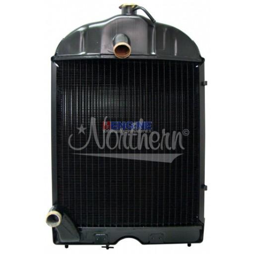 Ford / Newholland 2N 8N 9N Radiator 86551430 8N8005