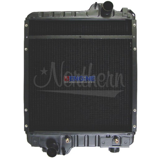 Case MXM120 Radiator 87352188