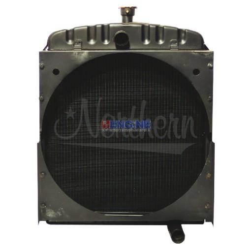 Allis Chalmers D17 Radiator 70229702