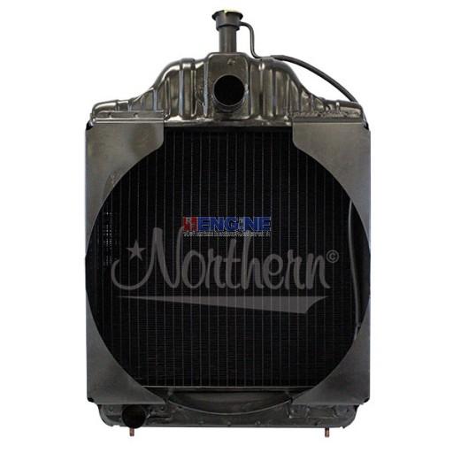 New Radiator CASE/IH  FITS:  580C