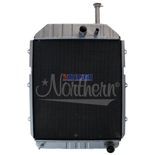 New Radiator FORD/NEW HOLLAND TRACTOR FITS:  TW30, TW35, 8830