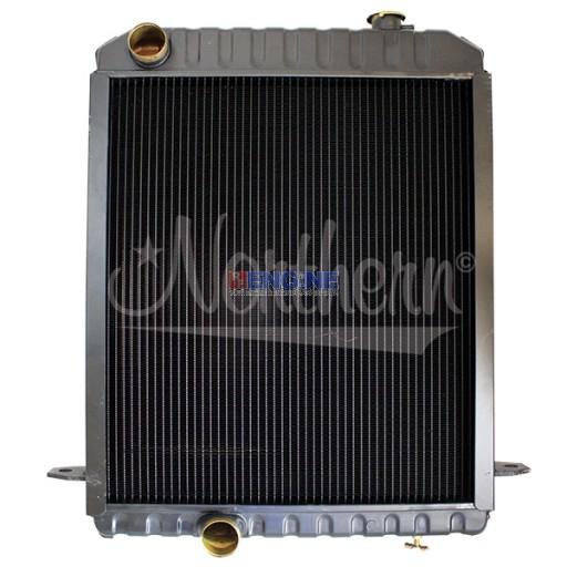 New Radiator John Deere Fits: 300D, 310C, 310D, 315C, 315D