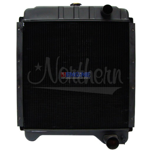 New Radiator CASE/IH TRACTOR FITS:  CASE/IH TRACTOR MODELS 5120, 5130, 5140, 5150 EURO, 5220, 5230