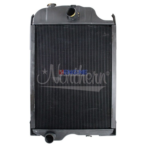 New Radiator JOHN DEERE TRACTOR  FITS:  EARLY 2955, 3050, 3150, 3350