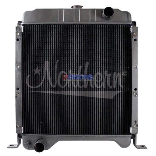 New Radiator CASE/IH FITS:  1838 W/ DIESEL ENGINE