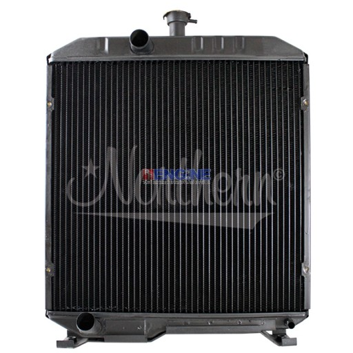 New Radiator Kubota Tractor Fits: M4950, Late M4950DTS, Late M4950S