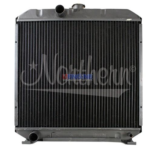 New Radiator KUBOTA TRACTOR FITS:  L4850DT, L5450DT, M4030SU