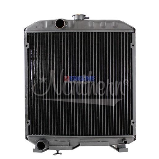 New Radiator KUBOTA TRACTOR FITS:  L3450DT, L3450F, L3450ST, L3450G, L3650DT, L3650DTGST, L3650F