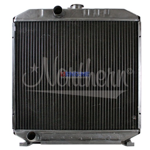 New Radiator KUBOTA TRACTOR FITS:  M4050, M4050DT, M4500, M4500DT