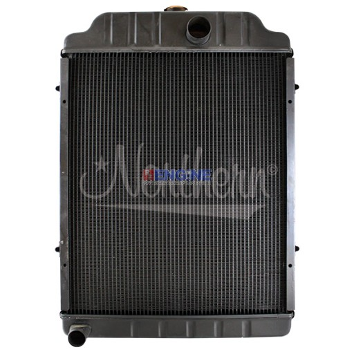 New Radiator MASSEY FERGUSON TRACTOR FITS:  MODELS 396, 399