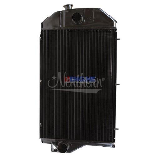New Radiator JOHN DEERE TRACTOR FITS:  2840, 3030, 3120, 3130