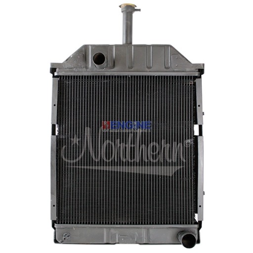 New Radiator FORD/NEW HOLLAND FITS:  550, 555A
