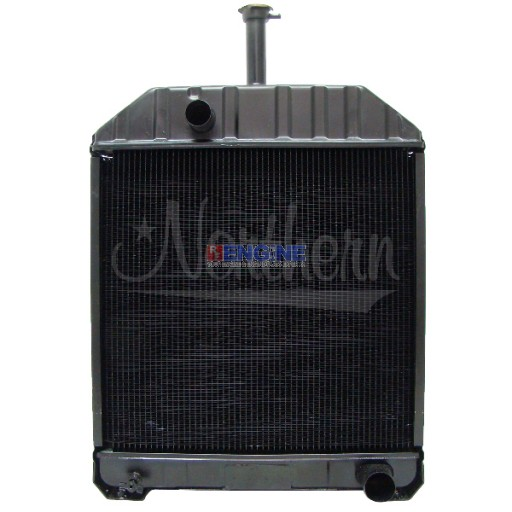 Radiator FORD/NEW HOLLAND FITS: 445D, 455, 455C, 555C, 555D, 565D, 655C