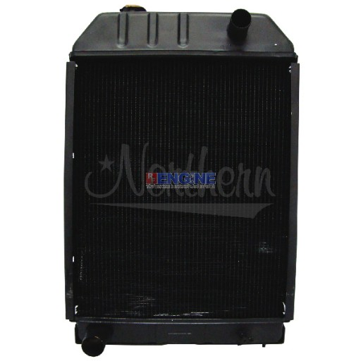 Radiator FORD/NEW HOLLAND FITS: L779, L783, L784, L785