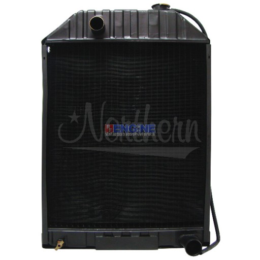 New Radiator FORD/NEW HOLLAND FITS:  L783, L785