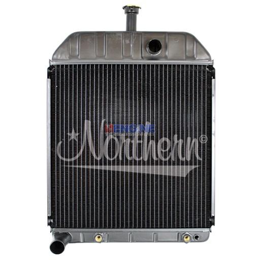 New Radiator MASSEY FERGUSON TRACTOR FITS: MODEL 275
