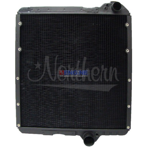 New Radiator CASE/IH TRACTOR FITS:  7210, 7220, 7320, 7240, 7250, 8910, 8930  SUPERCEDES 219953
