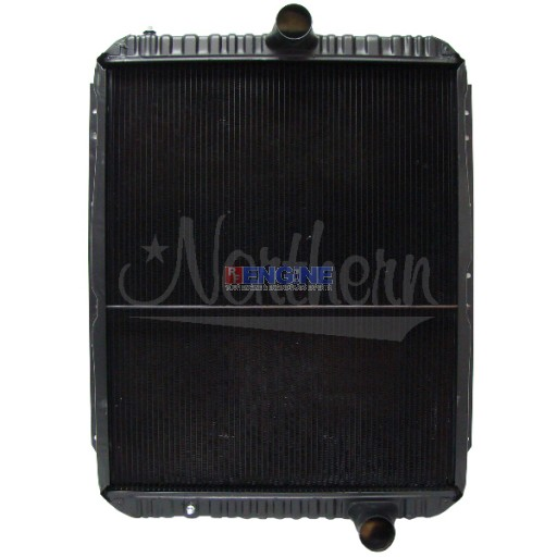 New Radiator INT'L / NAVISTAR FITS:  D35.