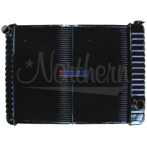 New Radiator CHEVY / GM RADIATOR FITS:  1973-1985 40, 50, 60 SERIES SCHOOL BUS