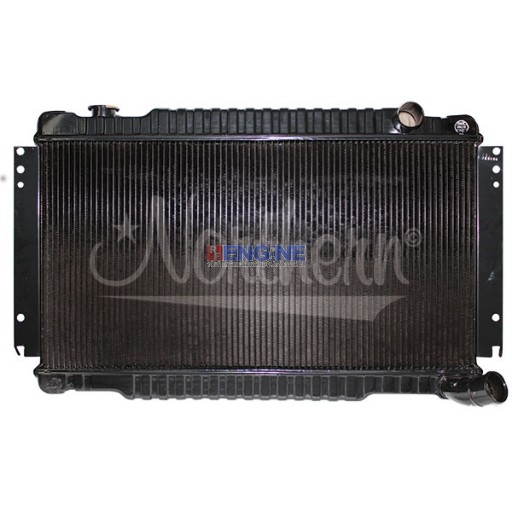 New Radiator DODGE FITS:  1990-1993 DODGE D/W SERIES PICKUP WITH 5.9L ENGINE
