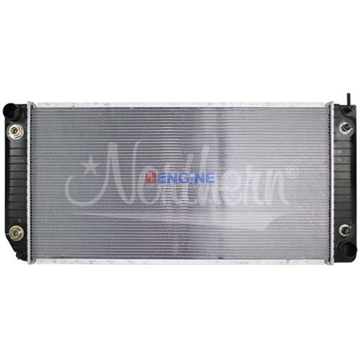 New Radiator CHEVY / GM FITS:  1996-2002 CHEVROLET EXPRESS AND GMC SAVANA (EXCEPT RYDER) WITH 6.5L ENGINES