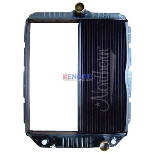 New Radiator BLUEBIRD / INT'L FITS:  1994-2002 3800, 4900 SERIES, BUS