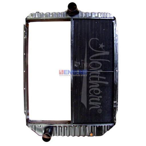 New Radiator BLUEBIRD / INT'L FITS: 4100-4400, 7300-7700 SERIES