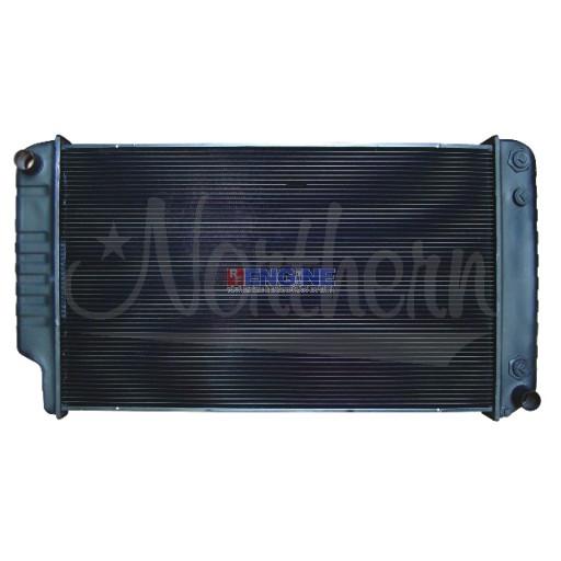 New Radiator CHEVY / GM FITS:  2003-2007 C4500, C5500, C6500, C7500, C8500, TOPKICK, KODIAK