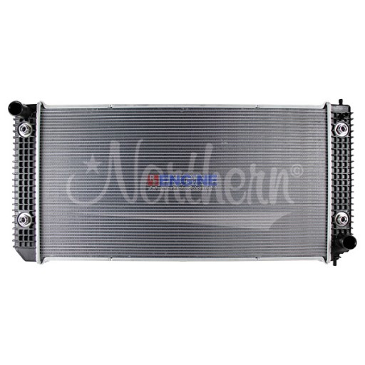 New Radiator CHEVY / GM FITS:  CHEVROLET KODIAK, GMC 7000 SERIES WITH 7.2L, 7.8L, 8.1L ENGINES.