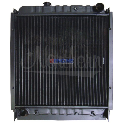 New Radiator Hino With Oil Cooler Includes Side Panels