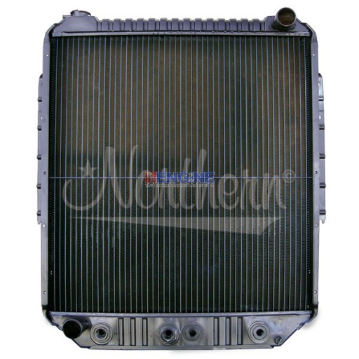 New Radiator FORD / STERLING FITS:  B500-800, F & FT 600, 700, 800