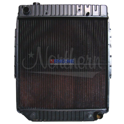 New Radiator FORD / STERLING FITS:  B7000 BUS, F & FT 600-900 & 7000-8000