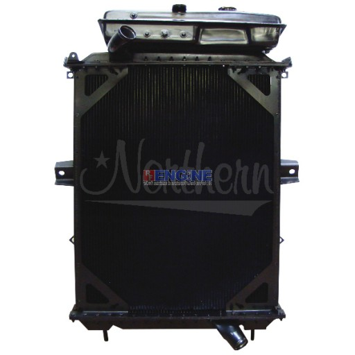 Radiator KENWORTH FITS: 2006 AND NEWER T600