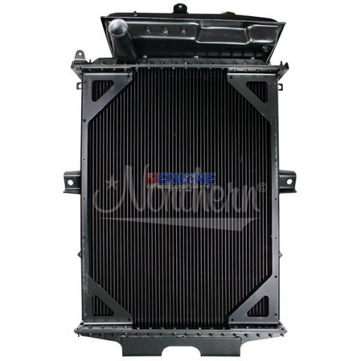 New Radiator KENWORTH FITS:  W900L 1991-1999