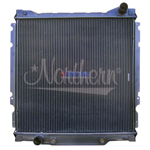 New Radiator FORD / STERLING FITS: B500-B800, F600-F800