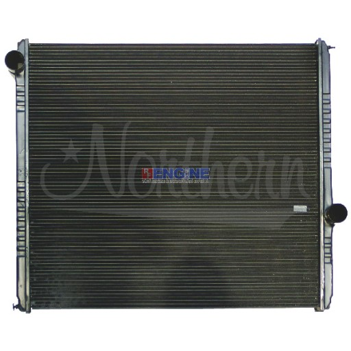 New Radiator FORD / STERLING FITS:  94-95 & 2001 & UP L, LTL9000, STERLING, SILVER STAR & FREIGHTLINER 1300