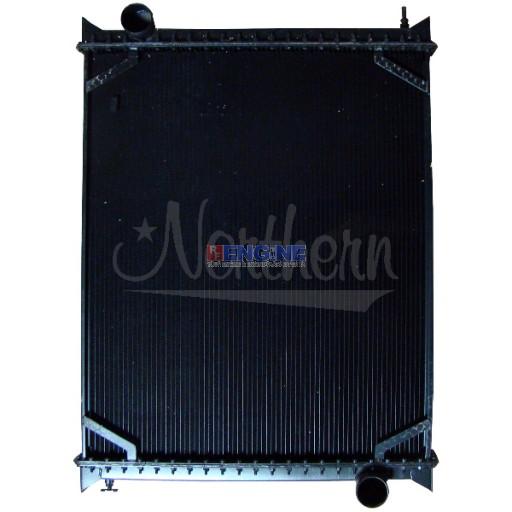 New Radiator PETERBILT FITS:  362, 372 CABOVERS