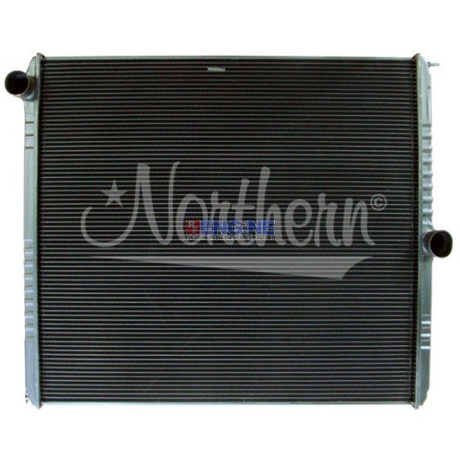 New Radiator FORD / STERLING FITS:  '98 & NEWER L9000, 9500, 9522, STERLING