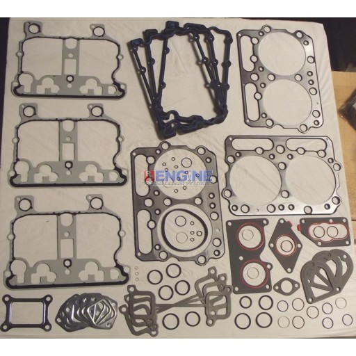 Head Gasket New Fits Cummins® N14 Diesel Celect, For 3 heads 4089371 replaces 3803375
