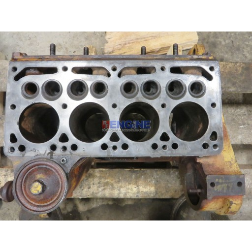 International C60 Engine Block