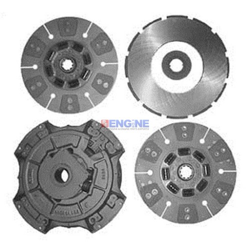Clutch Kit Reman Allis Chalmers 440 Ford FW20, FW30, FW40, FW60
