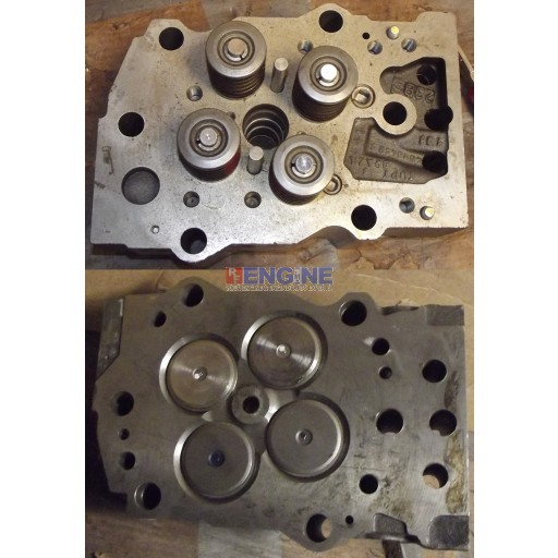 Cylinder Head New Fits Cummins® KTA19 1 Cyl Diesel CN: 4098460 LOADED ALL NEW HARDWARE