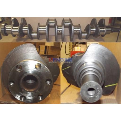 Crankshaft Reman Case 504 0.10 Rods / 0.10 Mains 6 Cyl Diesel A66722, 969267